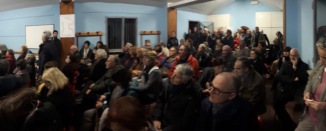 COMITATO DI QUARTIERE NS DI LOURDES – ALBERGOTTI E CITTADINI REPORT ASSEMBLEA DEL 18 NOVEMBRE 2018
